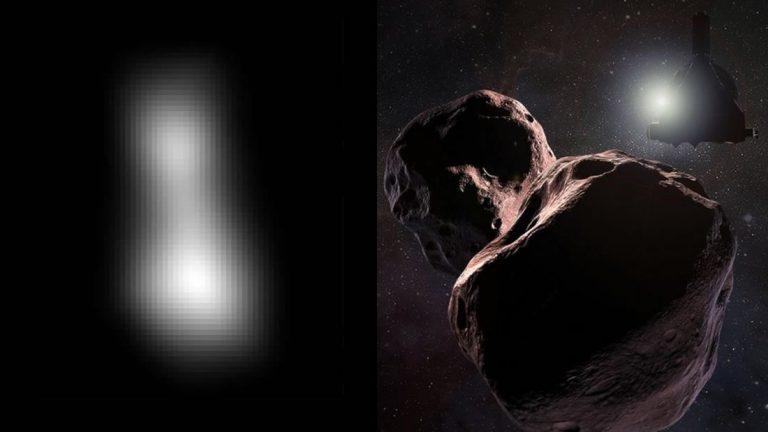 Nave espacial New Horizons explora con éxito Ultima Thule