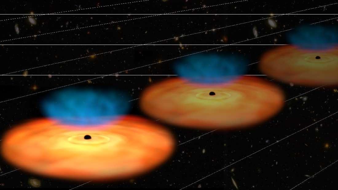 Nuevo estudio sugiere que la energía oscura podría no ser constante después de todo