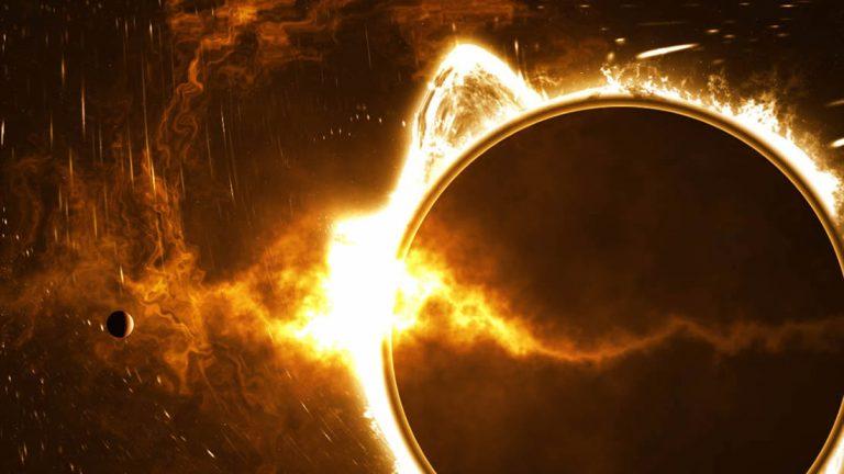 Observan por primera vez el nacimiento de un agujero negro o una estrella de neutrones