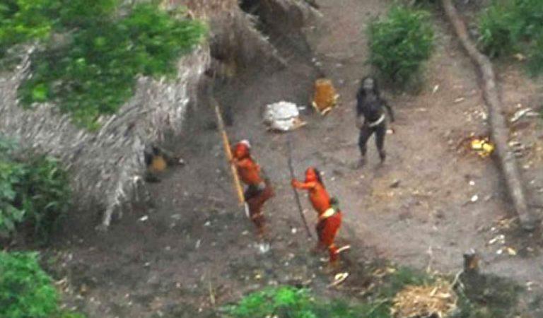 Otro misionero estadounidense ha entrado a la zona de una tribu no contactada
