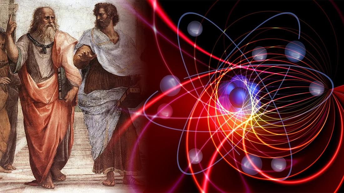 Platón y Aristóteles hablaron de Física cuántica hace más de 2.000 años