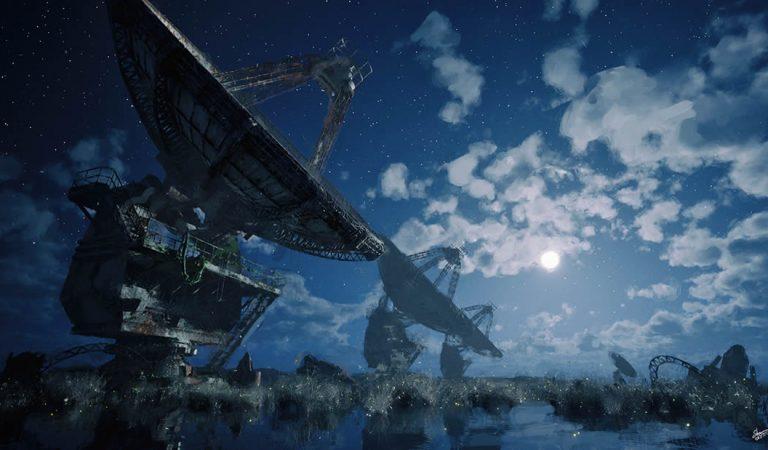 Telescopio de Canadá detecta unas misteriosas señales de radio provenientes de una lejana galaxia