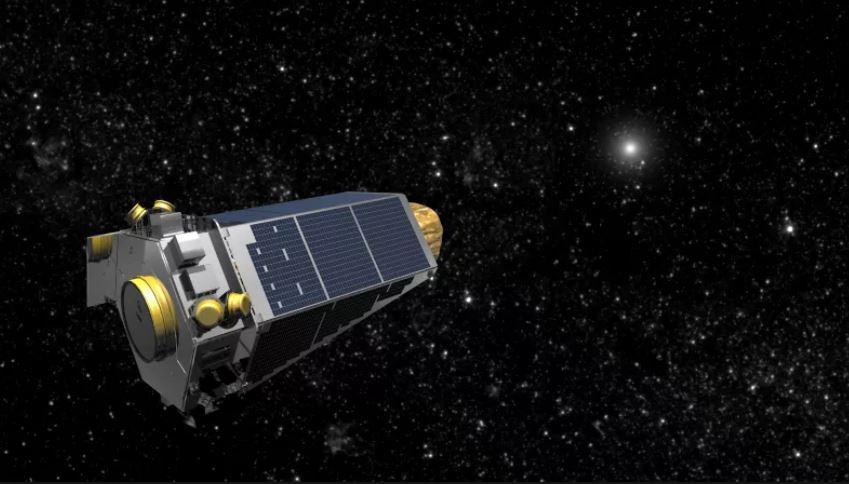 El icónico telescopio Kepler