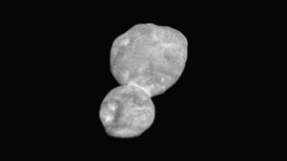 Ultima Thule no parece tener lunas ni atmósfera