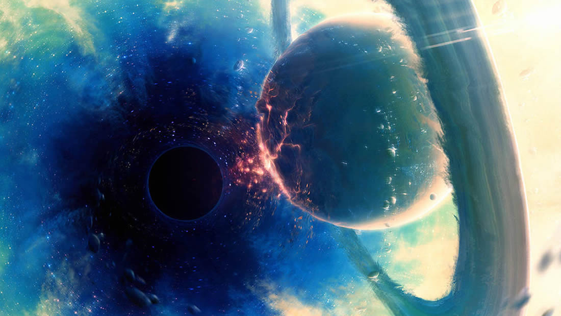 Un agujero negro del tamaño de Júpiter está merodeando por nuestra galaxia