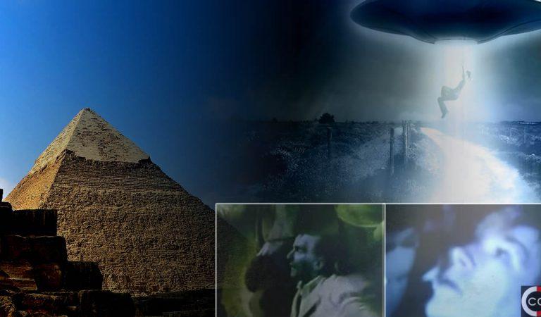 Una abducción extraterrestre masiva pudo haber ocurrido cerca de las Pirámides de Egipto