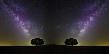 Una nueva teoría sugiere que existió un «Universo espejo» antes del Big Bang