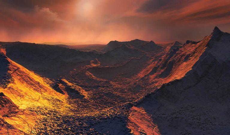 Una supertierra a solo 6 años luz podría tener vida primitiva