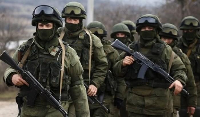 Paramilitares rusos del grupo Wagner
