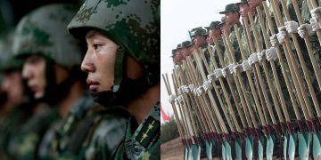 60.000 soldados en China son enviados a plantar árboles en un área de 84.000 kilómetros cuadrados