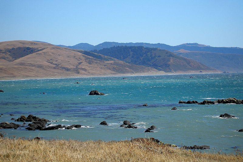 Los temblores azotaron la costa de Cape Mendocino, California