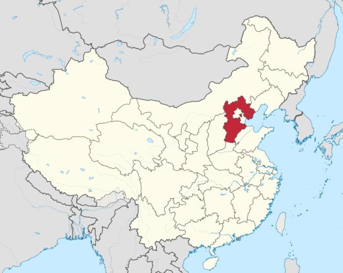 Provincia de Hebei