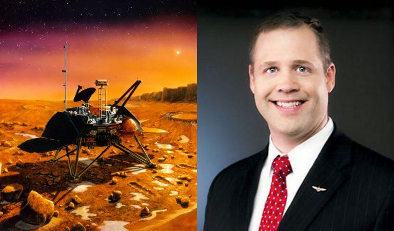 Administrador de NASA: «No pasará mucho tiempo para hallar signos de alienígenas en Marte»