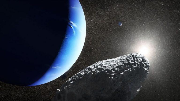 Astrónomos hallan una nueva luna en el Sistema Solar