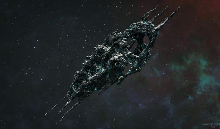 Científicos planean construir una estación espacial dentro de un asteroide