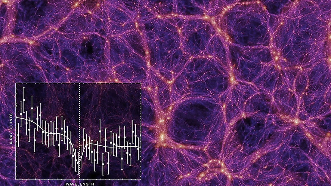 Científicos pueden finalmente haber encontrado la materia que falta en el universo