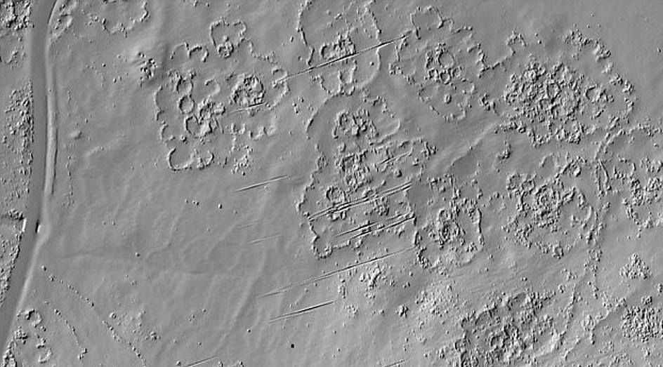 Este fue el hogar de más de 10.000 personas en la antigüedad. La tecnología LiDAR ha hecho posible volver a descubrir esta ciudad oculta bajo la espesa vegetación