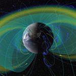 El campo magnético de la Tierra está haciendo algo extraño cuando el plasma choca contra él