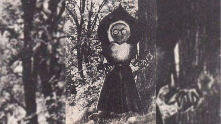 El Monstruo de Flatwoods: un terrorífico «alienígena robótico» de 1952