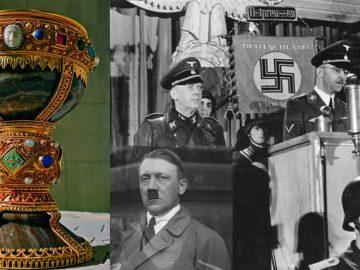 El Santo Grial de Hitler: cómo los nazis querían reemplazar el cristianismo con una nueva religión