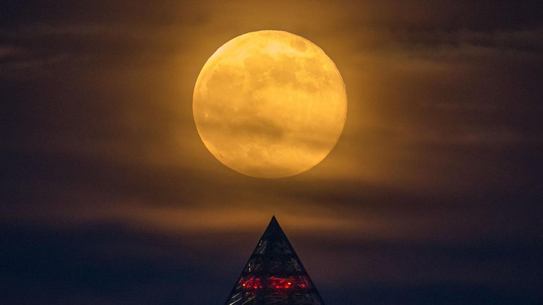 En pocos días otra superluna «la Luna más bella del año» iluminará los cielos