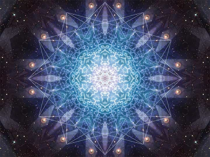 Fractales, dimensiones… imagen ilustrativa