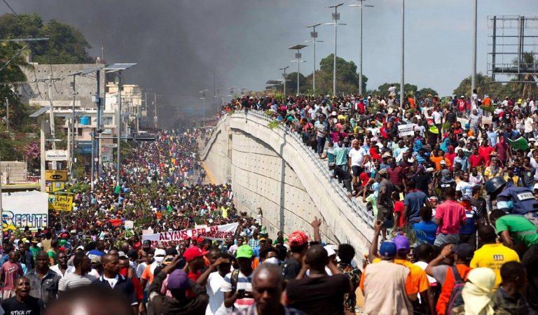 Haití en estado de emergencia y ningún país interviene ni envía ayuda