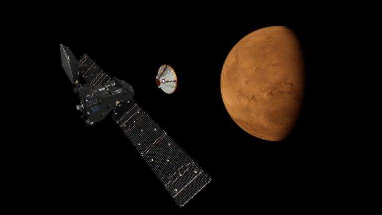 Hallan nuevas reservas de agua en Marte