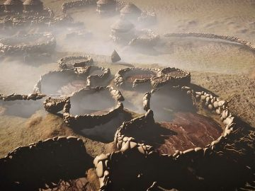 Hallan una antigua ciudad perdida en Sudáfrica bajo la espesa vegetación