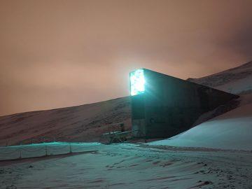 La «bóveda del fin del mundo» está en peligro debido al calentamiento global
