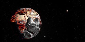 La extinción más letal en la Tierra aniquiló por primera vez la vida vegetal