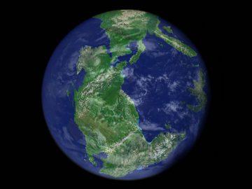 La Tierra tragó su propio superocéano una vez, ¿podría volver a pasar?