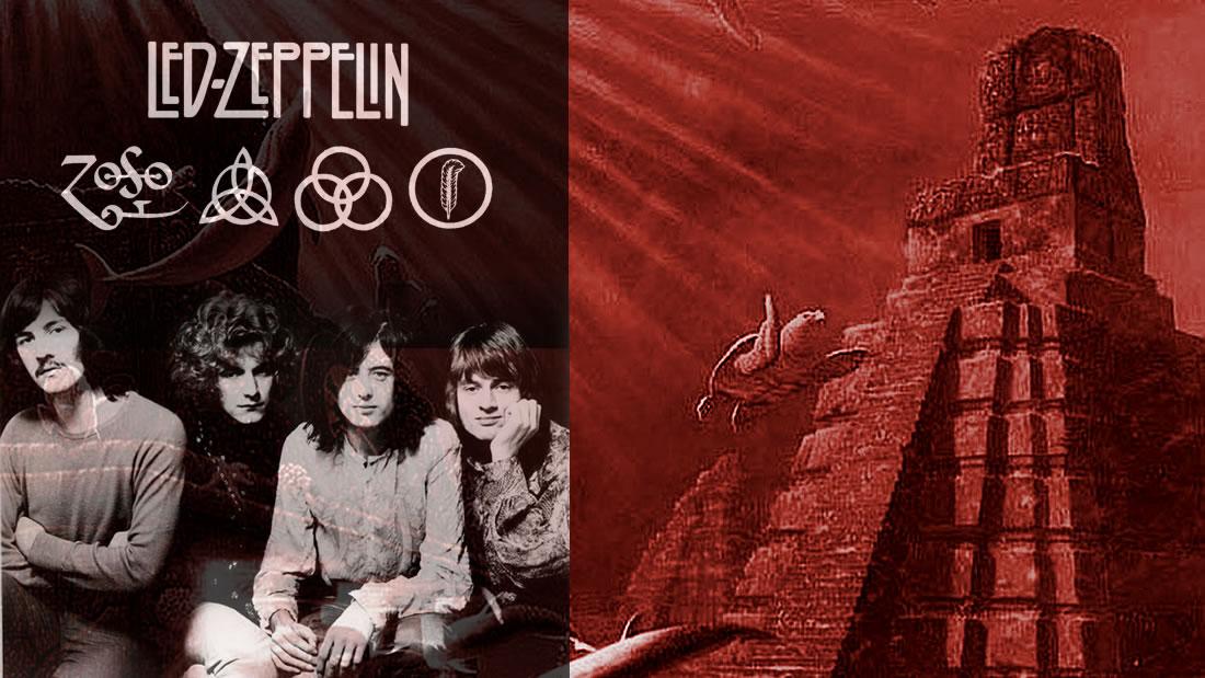 Led Zeppelin, los Brujos del Rock – De Ocultismo, y  Civilizaciones Desaparecidas