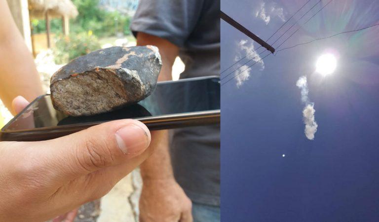 Meteorito cae en Cuba causando una gran explosión en la ciudad y temor en los residentes
