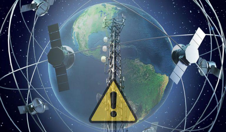 Miles de satélites con tecnología 5G bombardearán el planeta con radiación de microondas