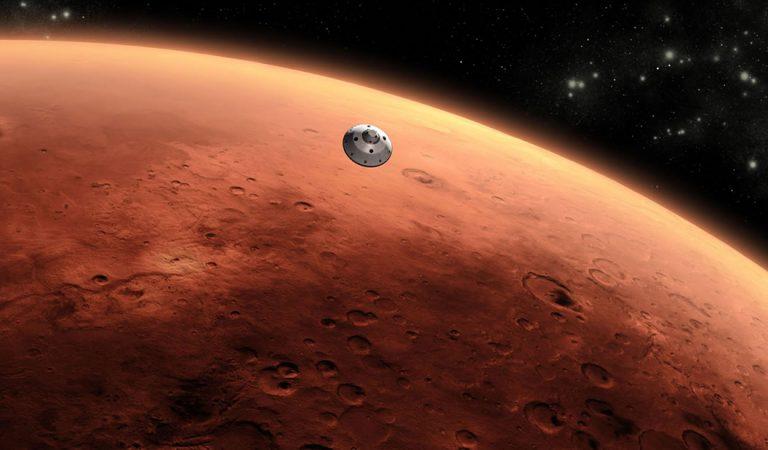 NASA lanza el «servicio meteorológico de Marte» y puedes consultar el pronóstico diario del planeta
