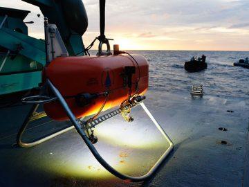 Nuevo submarino de la NASA podría eventualmente buscar «alienígenas»
