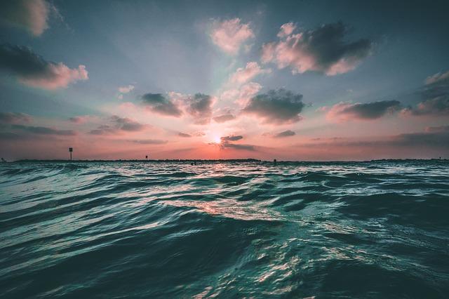 El océano podría volverse más azul y en algunas partes de color verde, debido a los cambios en el fitoplancton