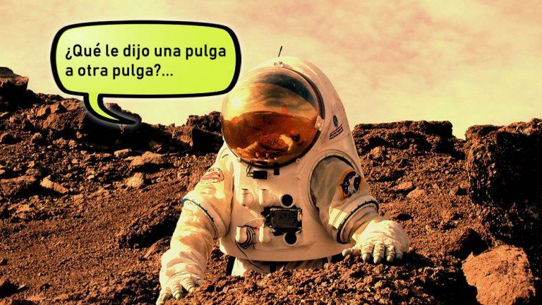 ¿Por qué la NASA necesita enviar un comediante a Marte?