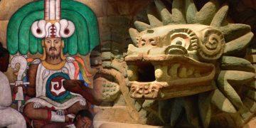 Quetzalcóatl ha sido descrito como un dios-humano alienígena