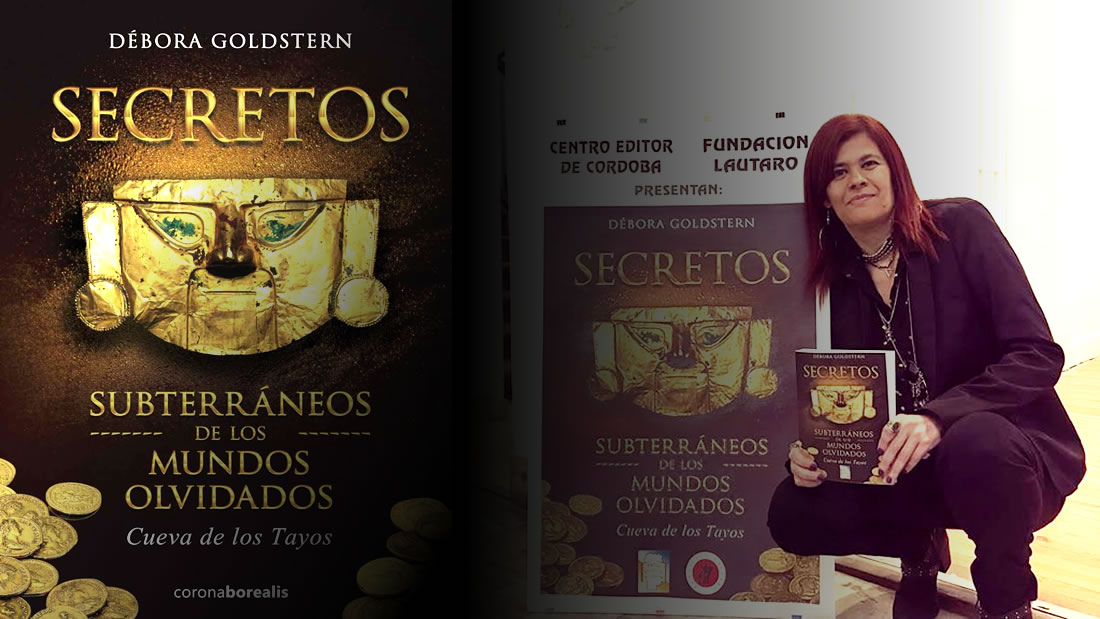#SORTEO Secretos subterráneos de los mundos olvidados - Cueva de los Tayos