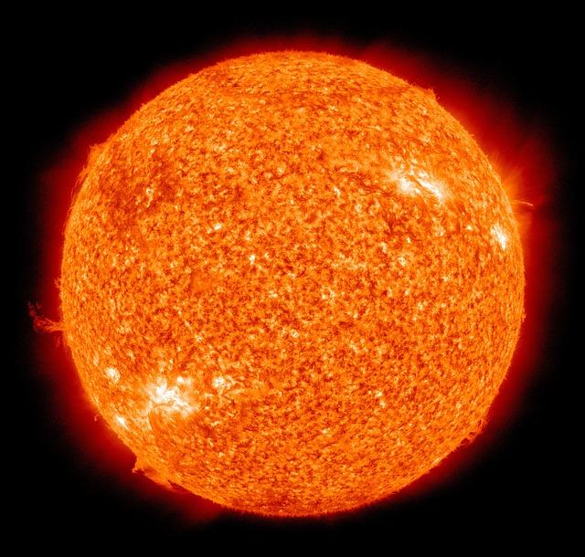 Una gran planta de energía orbital capturaría la energía solar en el espacio y la devolvería a la Tierra