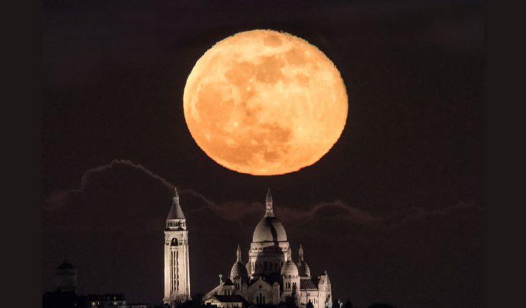 Superluna: No te pierdas mañana la luna más brillante en los próximos 7 años