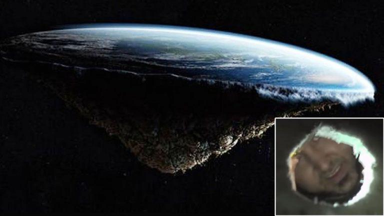 Terraplanistas hace un experimento para probar que la Tierra es plana, pero el resultado fue humillante