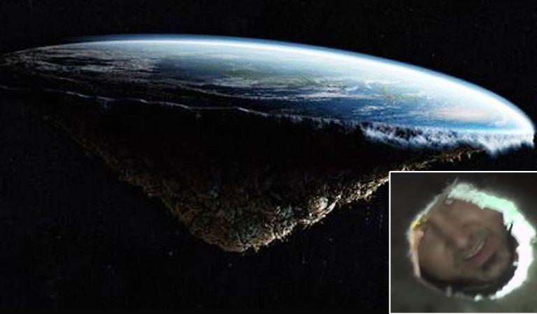 Terraplanistas hacen un experimento para probar que la Tierra es plana, pero el resultado es humillante