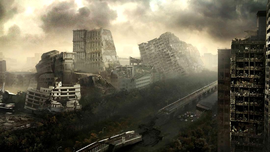 Un solo terremoto puede mover millones de toneladas de carbono a las profundidades de la Tierra