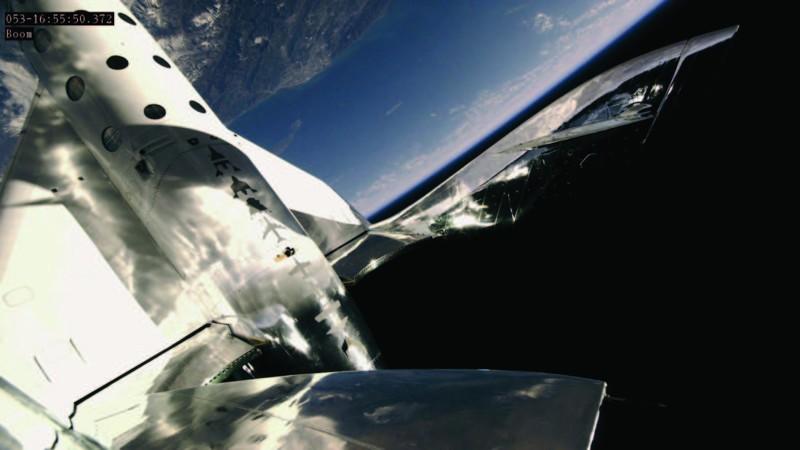 Virgin Galactic ha viajado al espacio por segunda vez en 10 semanas