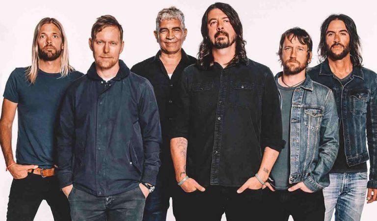 Banda Foo Fighters brindará clases de música gratuitas a niños y adolescentes