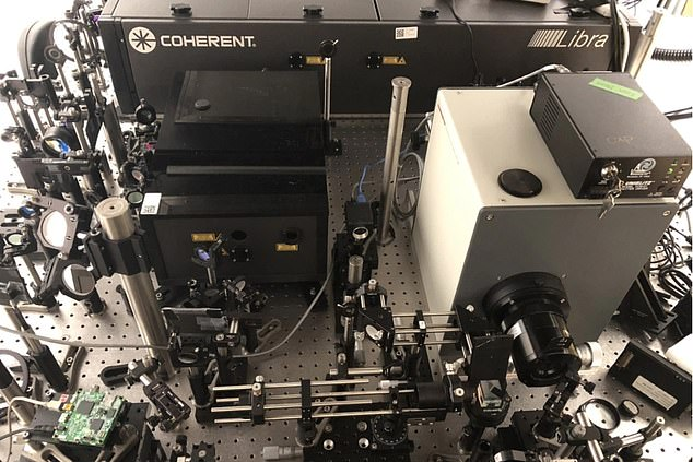 Los investigadores de CalTech ayudaron a desarrollar lo que denominan la «cámara más rápida del mundo». La tecnología podría tener enormes implicaciones para la investigación médica y científica