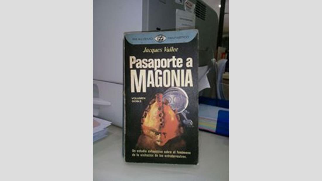 Pasaporte a Magonia, 1969, el trabajo que hirió de muerte, al movimiento ufológico
